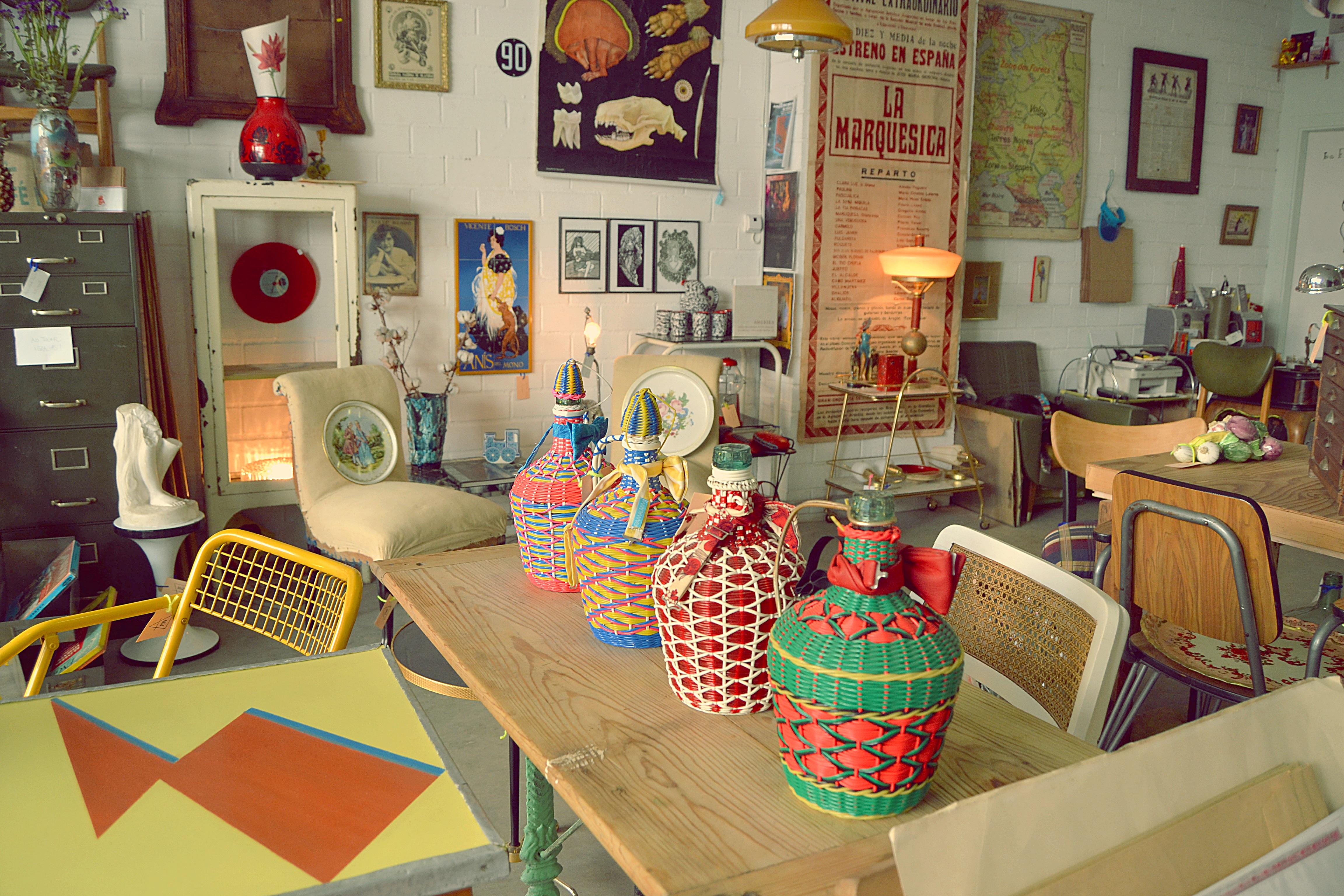 Comprar objetos de decoracion vintage for Objetos decoracion